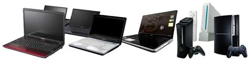 laptopy i konsole