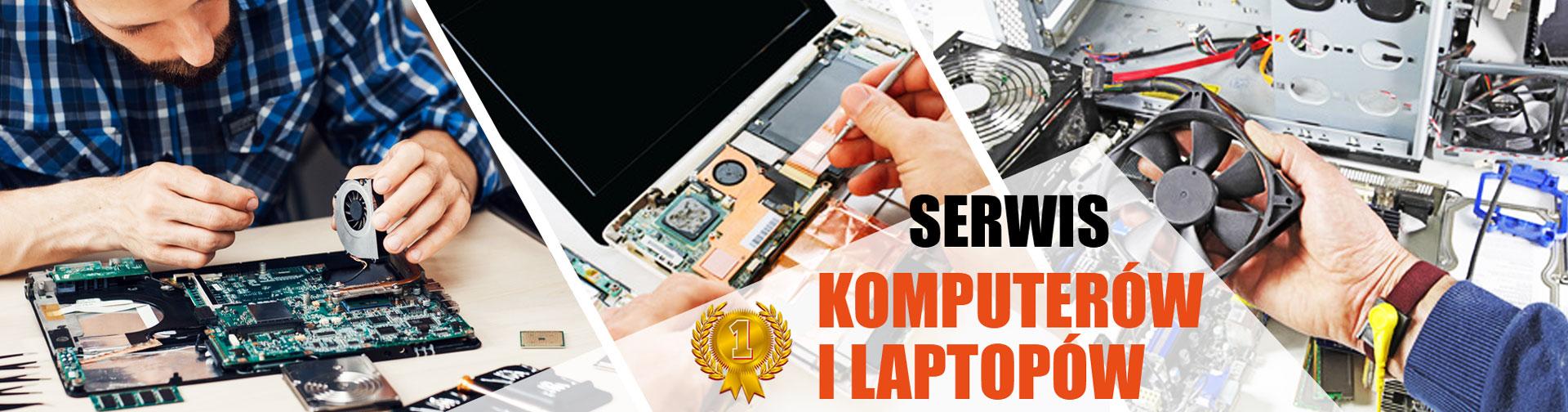 Serwis komputerów i laptopów Otwock